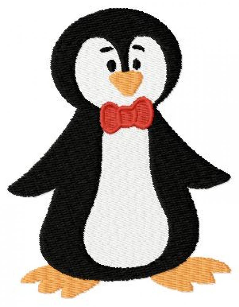 Freebie Mister Penguin