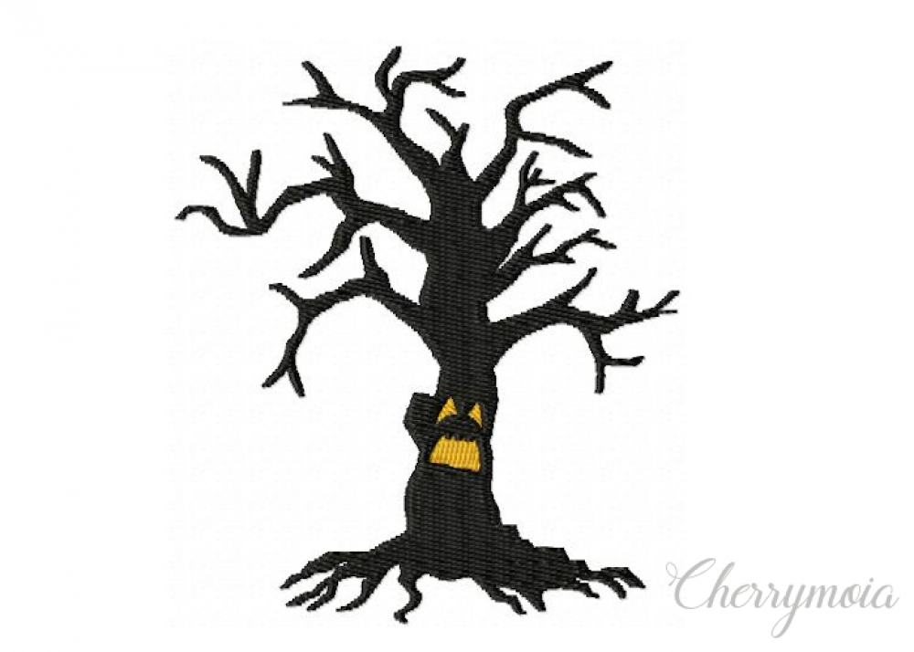 Haunted Tree no1