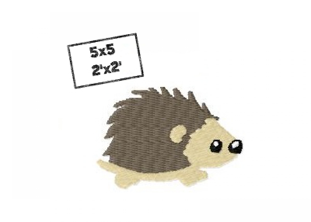 Hedgehog 2'x2'