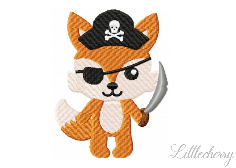 Pirate Fox